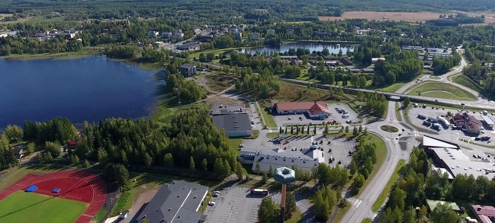 Parkanon Jäähalli